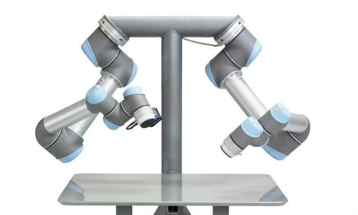 Programmazione Robot Industriali Ancona