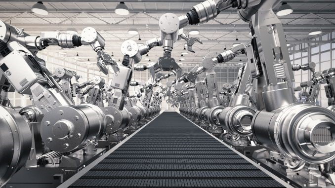 Software Robot Automazione Industriale